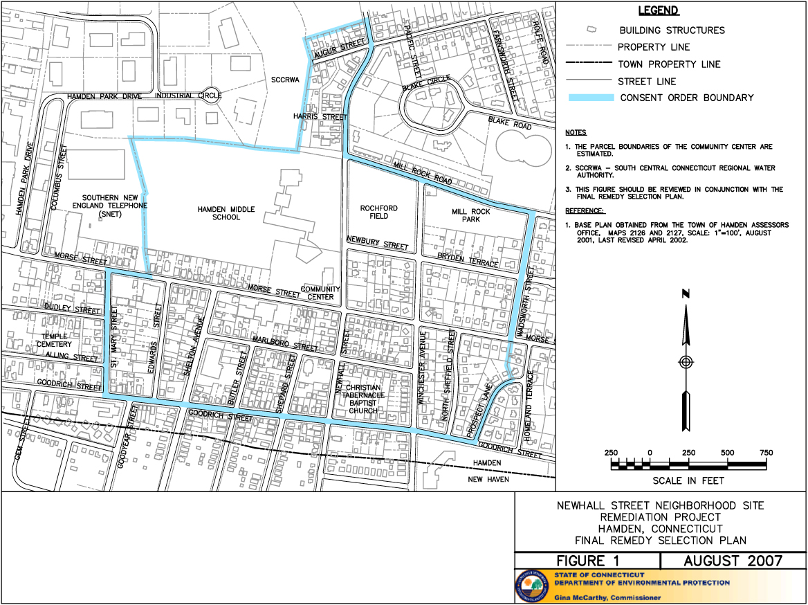 Newhall Neighborhood Project Area Map – Site Plan Maps